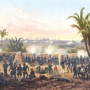 В 1846 году США объявили Мексике войну