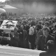 похороны Высоцкого