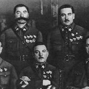 В 1937 году в Москве был оглашен приговор Тухачевскому, Примакову, Якиру, Уборевичу, Эйдеману