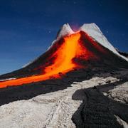 В 1912 году на Аляске произошло крупнейшее извержение вулкана Новарупта