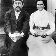 В 1901 году в Москве Чехов венчался с Ольгой Книппер