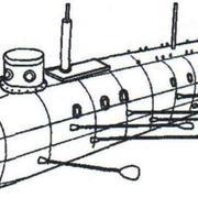 подводная лодка Казимира Черновского