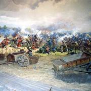 В 1709 году шведская армия блестящего полководца короля Карла Двенадцатого осадила Полтаву