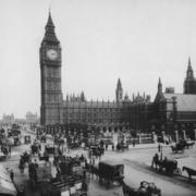 В 1859 году начали отсчет времени главные часы Лондона и Англии - Биг Бен