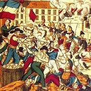 21 ноября в 1831 году в Лионе вспыхнуло восстание рабочих