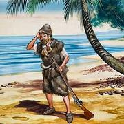 В 1632 году в городе Йорке в почтенной семье родился Робинзон Крузо