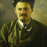 Советский революционер Троцкий Лев Давидович
