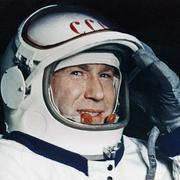 Алексей Леонов, советский лётчик