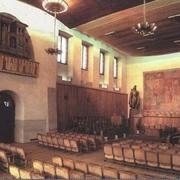 В 1348 году Карл IV основал в Праге первый в славянском мире университет
