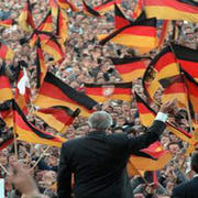 В 1990 году произошло воссоединение Германии