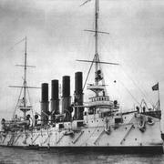 В 1899 году на воду был спущен крейсер «Варяг»