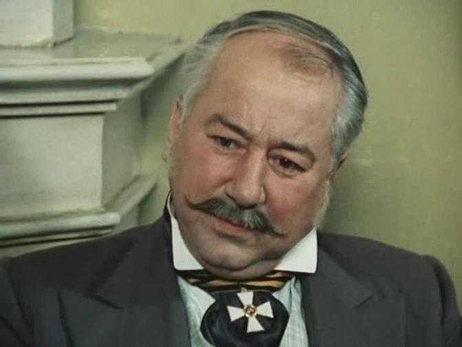 Юрий Волынцев актер