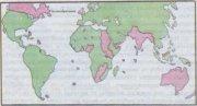 Британская империя в 1900 г.