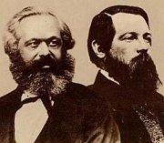 К. Маркс и Ф. Энгельс