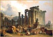 Версия о том, что Рим был завоеван этрусками