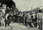 Крестьянские волнения в годы правления Александра I