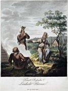 Восстания ополченцев в 1815-1825 годах