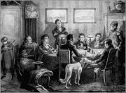 Группы, состоявшие в Союзе благоденствия