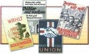 Избирательные плакаты первых послевоенных выборов в Германии