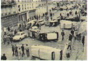 Париж. Май 1968 г.