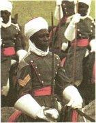 День провозглашения независимости Нигерии. 1960 г.