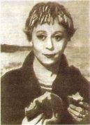 Д. Мазина в фильме «Дорога». «Грустный клоун» — так называли образ, созданный актрисой
