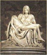 Микеланджело. Оплакивание Христа